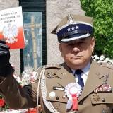 Incydent w czasie obchodów 3 Maja w Nysie. Pułkownik Mazguła pokazał politykowi PiS konstytucję