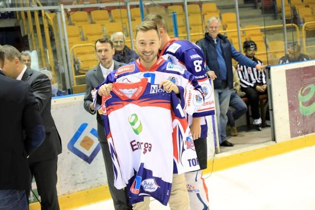 Michał Kalinowski nadal będzie grał w toruńskiej koszulce