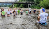 Młodzi karatecy klubu SHIRO z Bilczy i Chęcin uczestniczyli w ciekawym obozie w Żywcu [ZDJĘCIA]