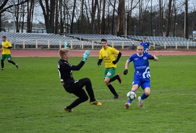 Na lubuskich boiskach wznowiono rozgrywki regionalnego Pucharu Polski.