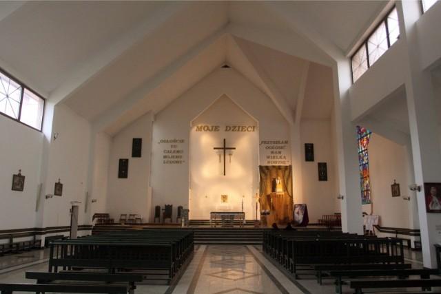 Datkomat postawiono m.in. w kościele w Sobieszewie