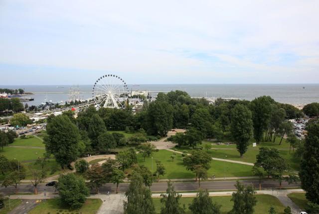 Park Rady Europy w Gdyni będzie w prywatnych rękach