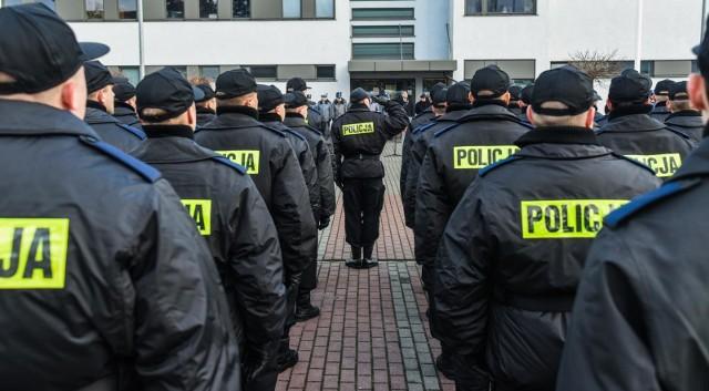 Wiceszef policji w Poznaniu narzeka na zachowanie funkcjonariuszy/zdjęcie ilustracyjne