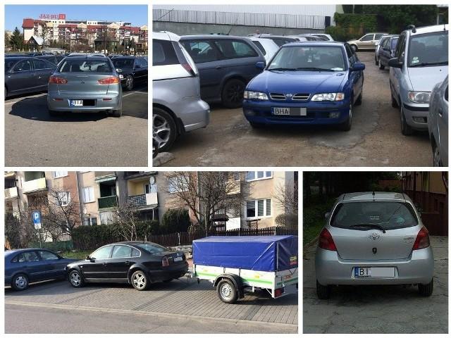 Postój na dwóch miejscach? Parkowanie na trawniku? Na zakazie? Oni mają to za nic. Zobaczcie, jak sobie radzą mistrzowie parkowania na chama z naszego regionu.