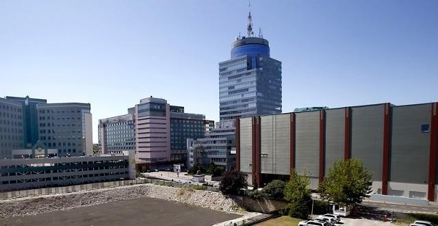 Centrum Handlowo-Rozrywkowe Galaxy w Szczecinie.