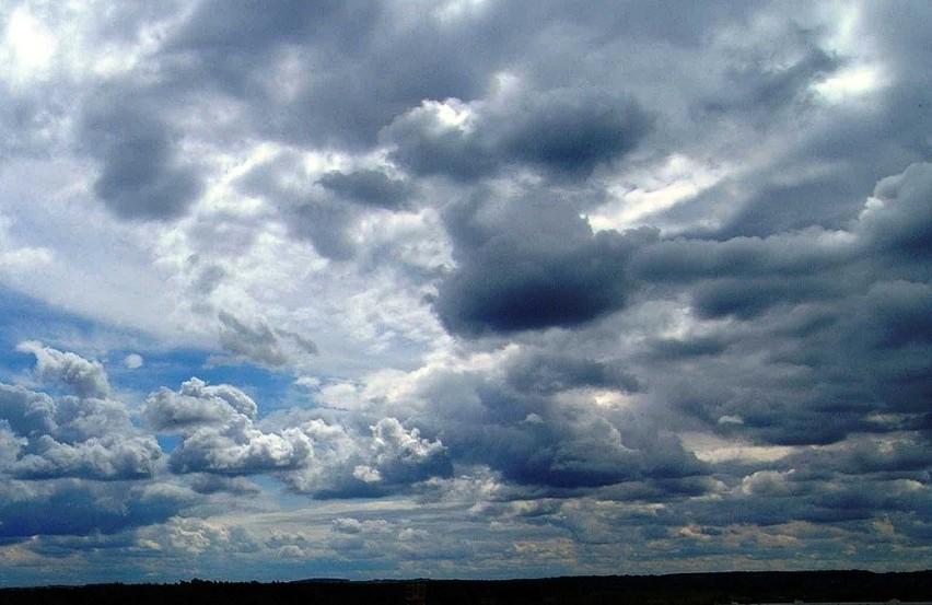 Po pogodnym poranku, nad naszym regionem zaczną tworzyć się...