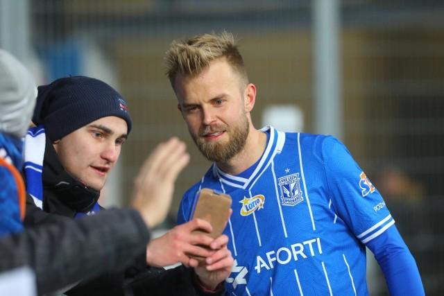 - Super League nie znajduje się na szczycie listy, ale nigdy nie powinieneś mówić nigdy - mówi Christian Gytkjær.