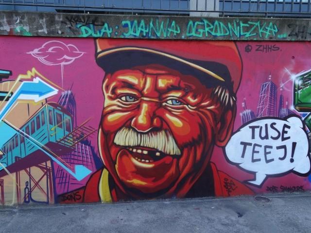 Najlepsze graffiti w Poznaniu