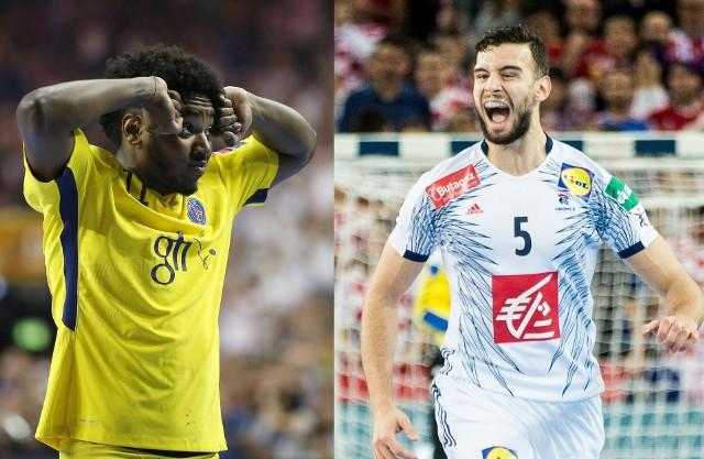 Od lipca 2022 roku zawodnikami Łomża Vive Kielce będą Francuzi Benoit Kounkoud (na zdjęciu z lewej) i Nedim Remili.