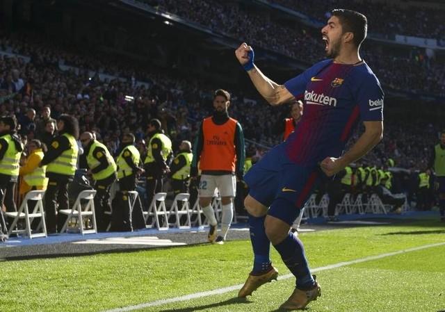 REAL - BARCELONA 0:3 ZOBACZ BRAMKI 23.12.2017 Gole Suareza, Messi, Vidala [WIDEO YOUTUBE]