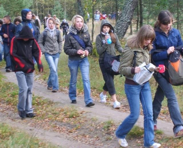 Pieniądze z Unii zostaną przeznaczone na szlaki turystyczne m.in. w Bytowie.