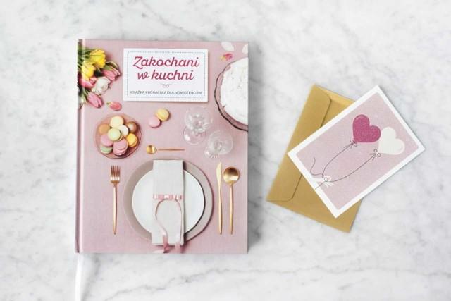 Zakochani w kuchni. Książka kucharska dla nowożeńców