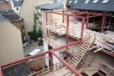 Nielegalna przebudowa przy Półwiejskiej: Projekt inwestora został skopiowany