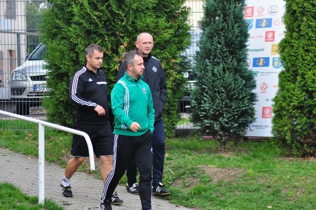 Sztabowi trenerskiemu radomskiego zespołu zabrakło odważnych decyzji kadrowych w niedzielnym meczu z Wisłą Puławy.