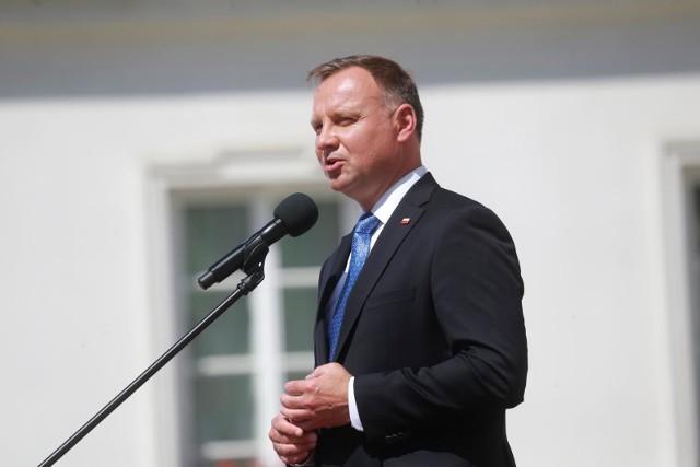 Andrzej Duda: Aborcja z powodów eugenicznych nie powinna być dozwolona
