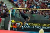 Grand Prix Sopotu im. Janusza Sidły. Mutazz Isa Barshim skakał w hali, poskacze i na stadionie