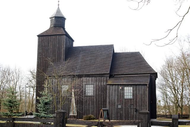 Kościół w Młyńcu nad Drwęcą