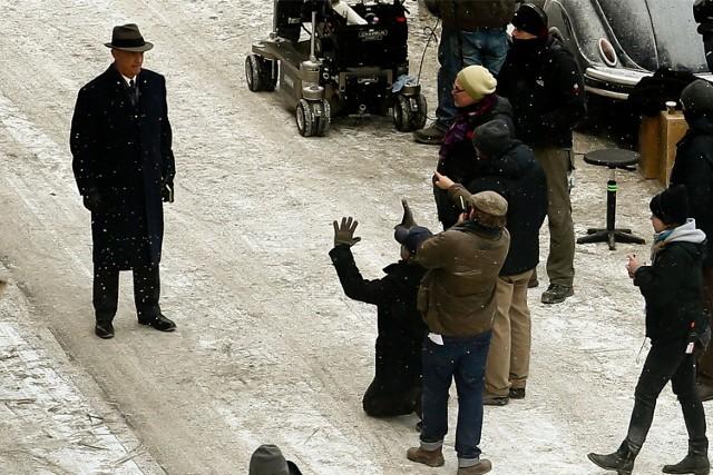 """""""Most szpiegów"""", najnowszy film Stevena Spielberga, do którego zdjęcia powstawały m.in. we Wrocławiu, zbiera entuzjastyczne recenzje. Polska premiera pod koniec listopada. Jest szansa na specjalny pokaz we Wrocławiu"""