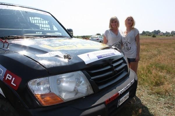 Łodzianka w rajdzie Dakar! Pierwsza żeńska załoga z Polski