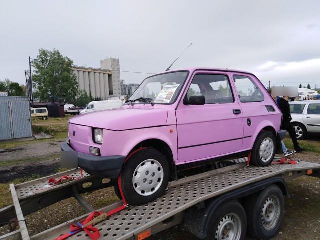 Marka: FIAT Model: 126 P Rok produkcji: 1997 Cena: 7 500 PLN