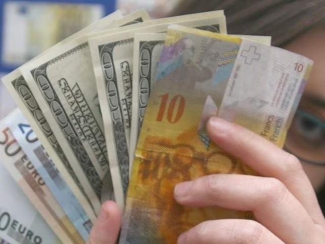 Najpopularniejsze są konta walutowe dla euro, dolara amerykańskiego, funta brytyjskiego i franka szwajcarskiego.