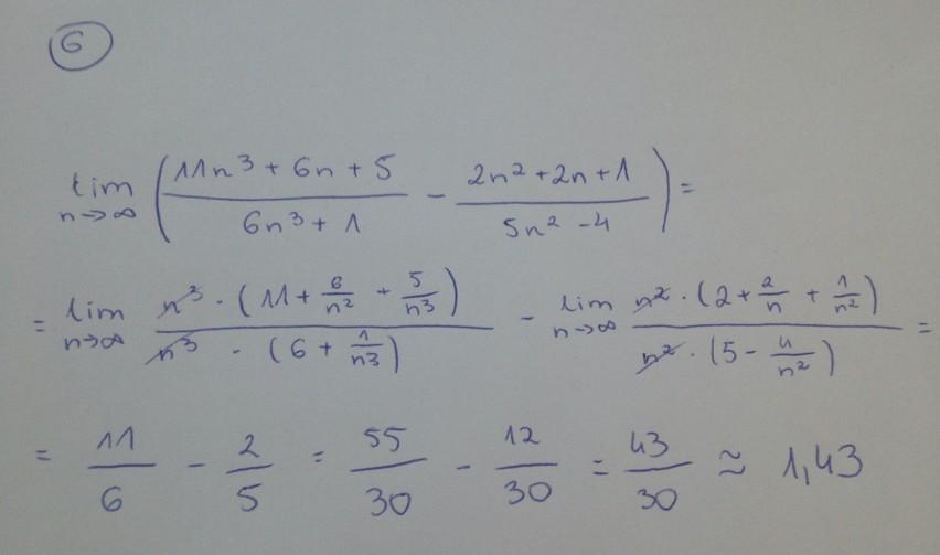 Odpowiedzi i arkusz CKE matury 2020 z matematyki...