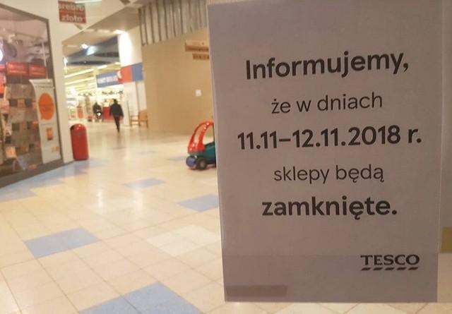 Czy sklepy są otwarte 12 listopada [12.11.18] Które sklepy są czynne 12 listopada? Zobacz, które sklepy i markety będą otwarte 12 listopada