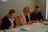 Powiat wejherowski przekazał dotację w wysokości 150 tys. zł na zakup sprzętu dla szpitala w Wejherowie [zdjęcia]