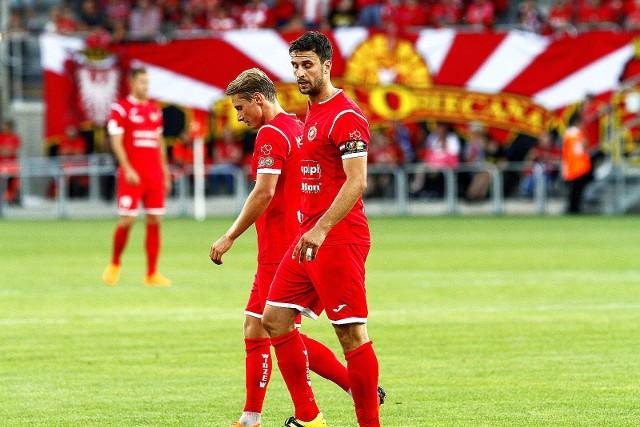 Widzew Łódź wygrał w 1. kolejce 2. ligi z Olimpią Elbląg 1:0