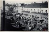 Jak wyglądało targowisko przy Wałowej w Radomiu? Zobacz na archiwalnych zdjęciach!