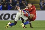 Legia dalej prowadzi w grupie. Napoli odrobiło straty przeciwko Leicester