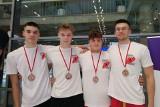 WOPR-OS Ostrołęka zdobył 11 medali w XI Zimowych Mistrzostwach Polski w Ratownictwie Wodnym w Szczecinie, 4-6.12.2020