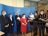 Podlaskie. Wojewoda uruchamia drugi szpital tymczasowy. Podpisano też apel o zachowanie reżimu sanitarnego i poddanie się szczepieniom