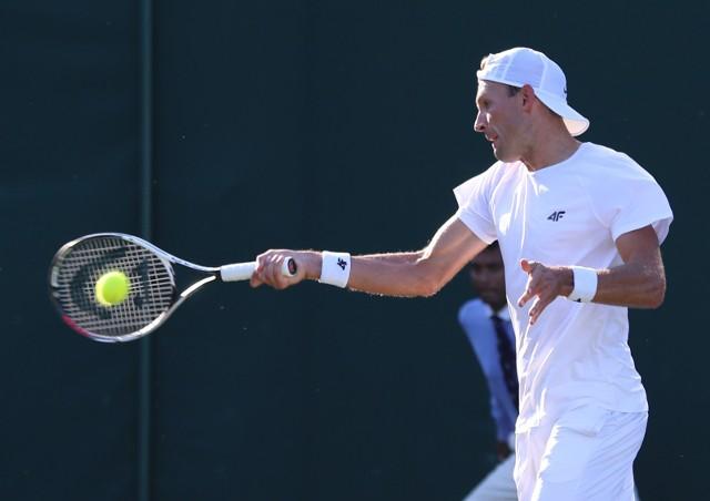 Łukasz Kubot wygrał w 2017 r. wielkoszlemowy Wimbledon w parze z Marcelo Melo. Polak i Brazylijczyk zakończyli również sezon jako najlepsza para deblowa świata
