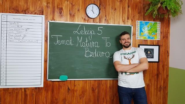 Na Uniwersytecie Łódzkim pojawi się w piątek m.in. Adam Drzewicki z kanału Matura To Bzdura.TV