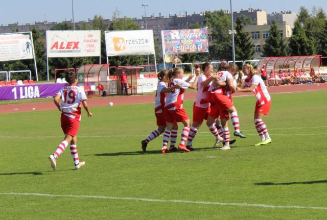 Te piłkarki zdobywały gole dla Resovii w niedawno zakończonej rundzie jesiennej.