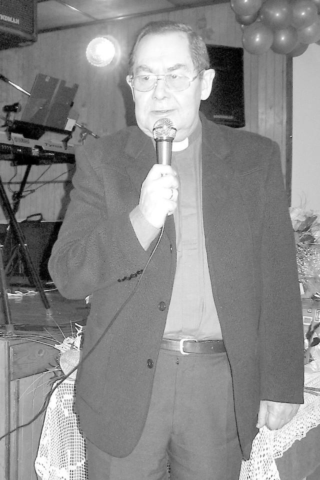 Proboszcz parafii Grzybno, Stefan Nawotka