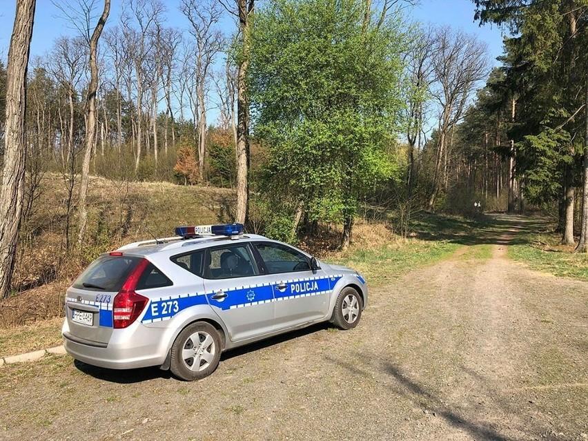 Ciało mężczyzny zostało znalezione przez przypadkowego...