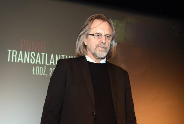 Jan A. P. Kaczmarek na Transatlantyk Festival zaprasza do Łodzi już po raz trzeci.