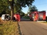 Wypadek koło Słupska. Nie żyje ojciec i córka [NOWE FAKTY]