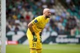 Lukas Hrosso, golkiper Cracovii: Nie wiemy, kto jest bramkarzem numer 1