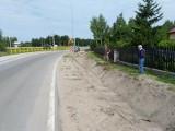 Problem mieszkańców Augustowa w powiecie kozienickim. Woda zalewa ich posesje. Wszystkiemu winne rowy?