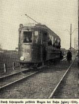 120 lat temu do Zgierza przyjechał tramwaj...