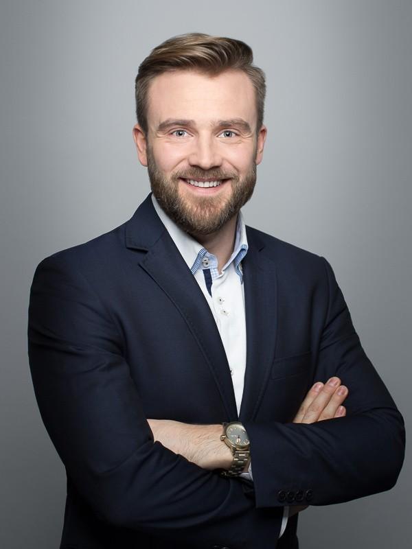 Na zdjęciu Jacek Dróżdż, Menedżer Działu IT/ECM w Konica Minolta Business Solutions Polska.