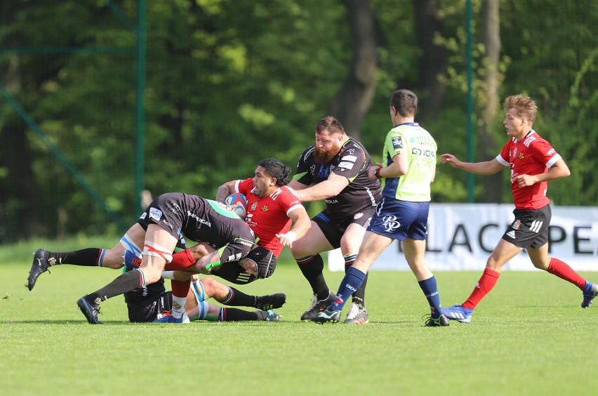 103 kibiców obejrzy mecz Master Pharm Rugby z Orkanem Sochaczew na Łodziance