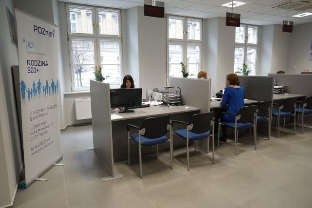 Poznańskie Centrum Świadczeń po remoncie
