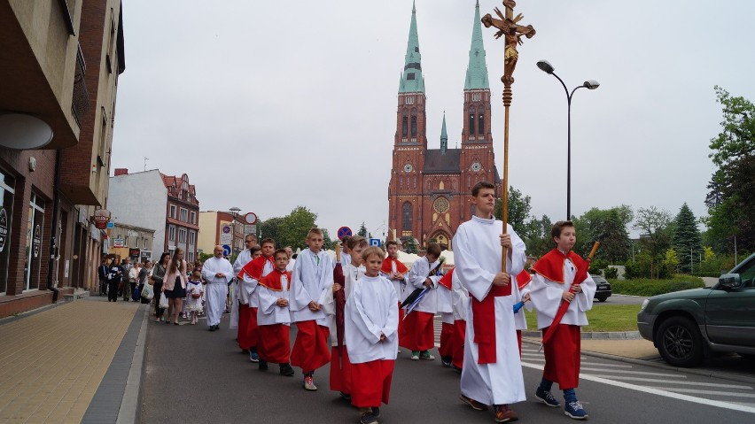 Boże Ciało w Rybniku: tłumy wzięły udział w procesji