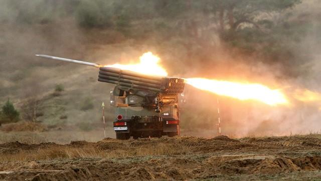 Ćwiczenia wojsk rakietowych na toruńskim poligonie. Strzelać będą do czwartkowego wieczora, ćwiczenia zakończą w piątek