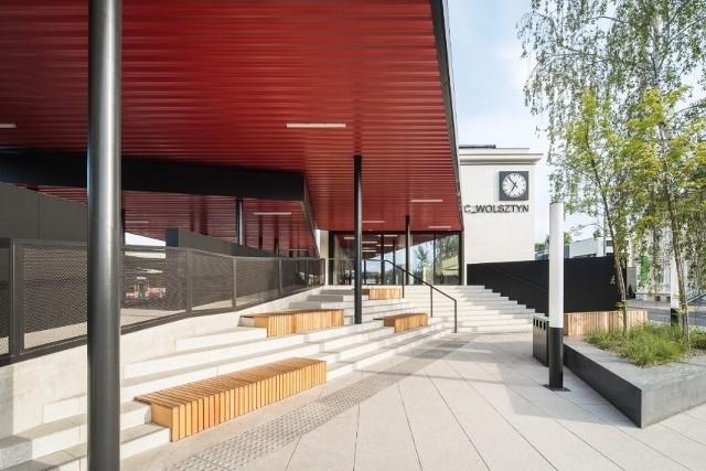 Wolsztyński dworzec znalazł się wśród trzech obiektów z całej Polski w najstarszym i najważniejszym konkursie architektonicznym organizowanym przez Stowarzyszenia Architektów Polskich SARP.Zobacz, jak wygląda -->