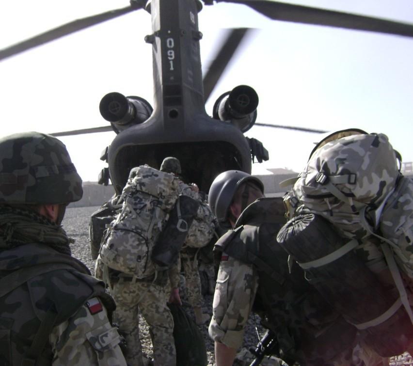 Za niespełna rok do Afganistanu poleci ponad tysiąc żołnierzy z Międzyrzecza i Wędrzyna.